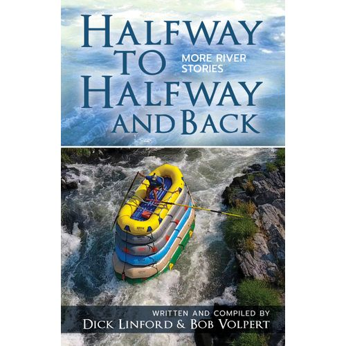 Halfway to Halfway and Back Book