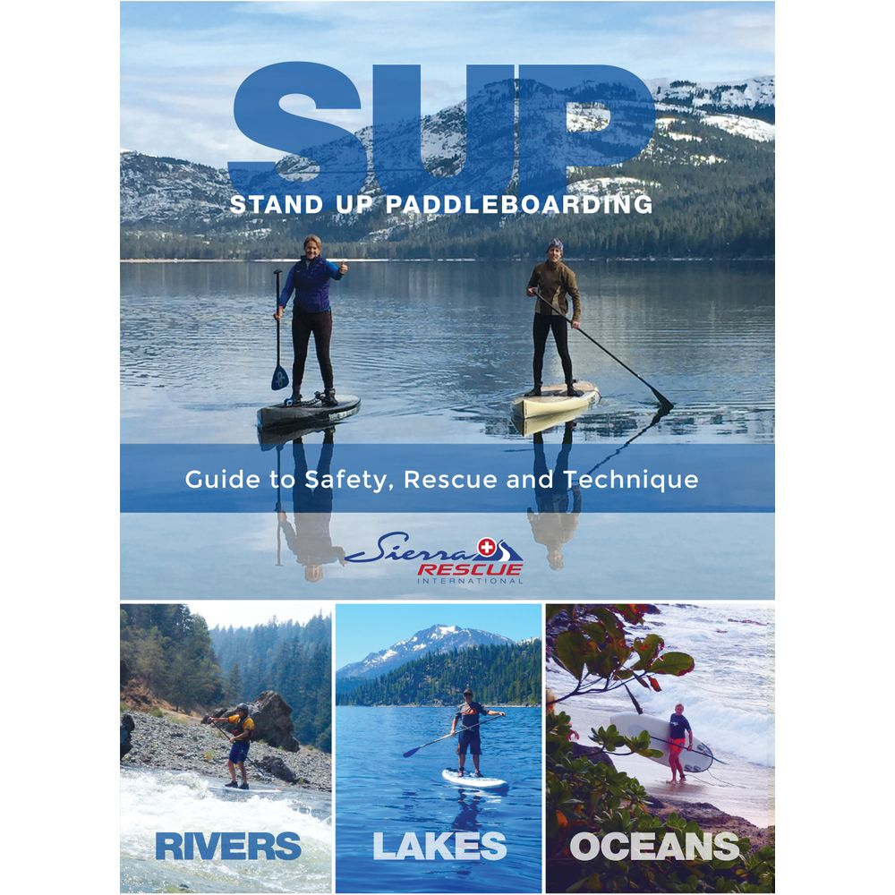 Image for Stand Up Paddleboarding, Guide to Safety, Rescue and Technique
