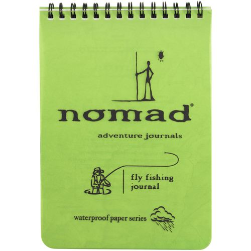 Image for Nomad Adventure Fly Fishing Journal