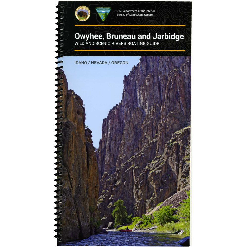 Image for Owhyee, Bruneau and Jarbidge Rivers Guide Book