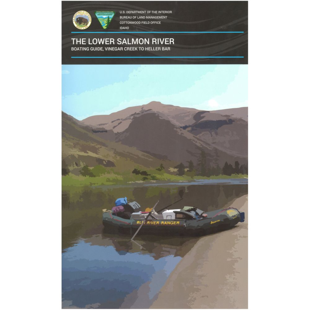 Image for The Lower Salmon River Boating Guide Book