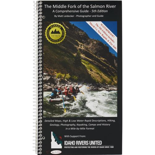 Image for Middle Fork of the Salmon River Guide Book 5th Ed.