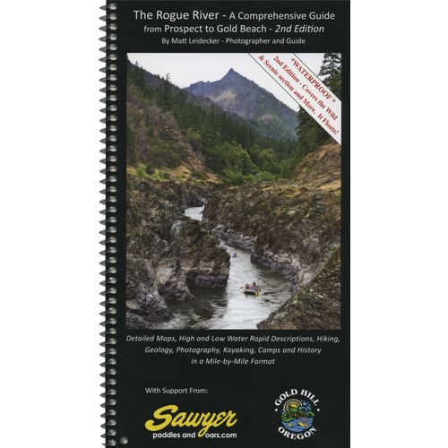 Image for Rogue River Guide Book