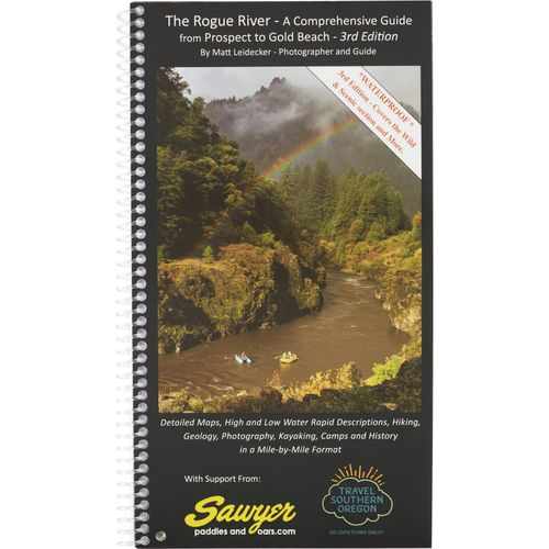 Image for The Rogue River Guide Book