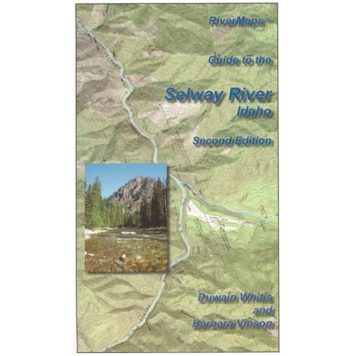 Image for RiverMaps Selway River Guide Book