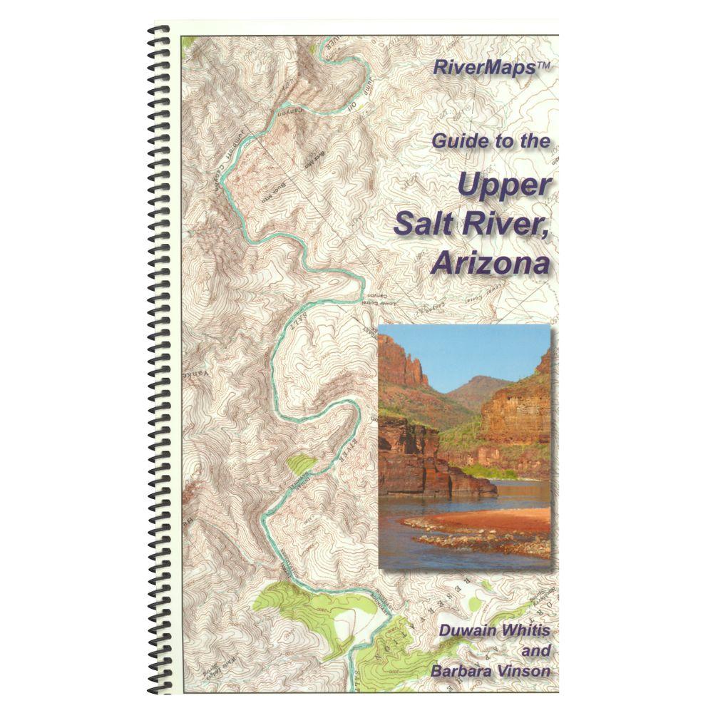 Image for RiverMaps Salt River Arizona Guide Book