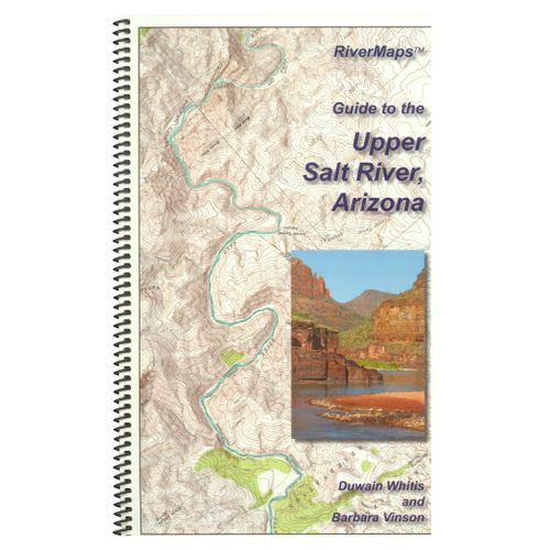 Image for RiverMaps Salt River Arizona Guide Book