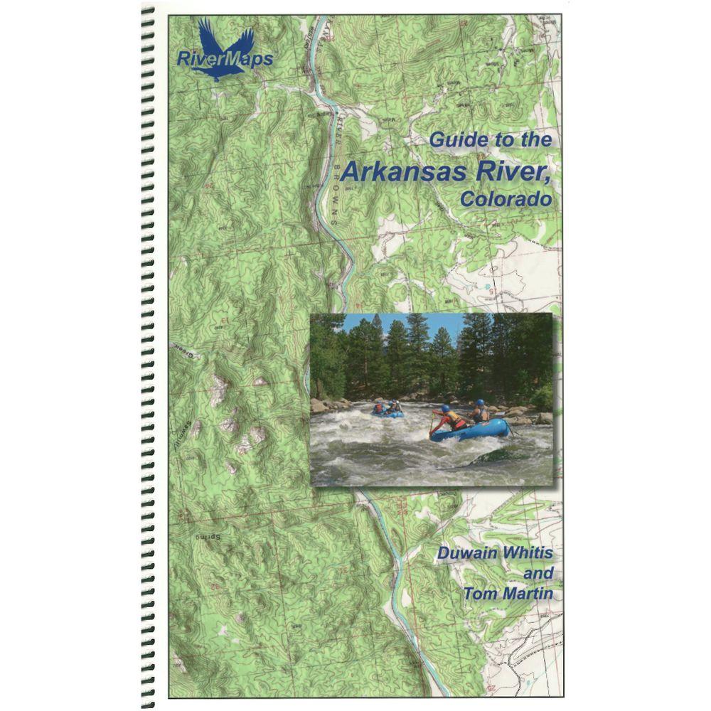 Image for RiverMaps Arkansas River Colorado Guide Book