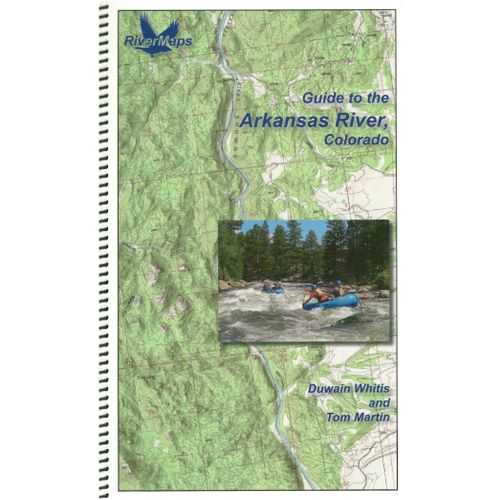 Image for RiverMaps Arkansas River Colorado Guide Book