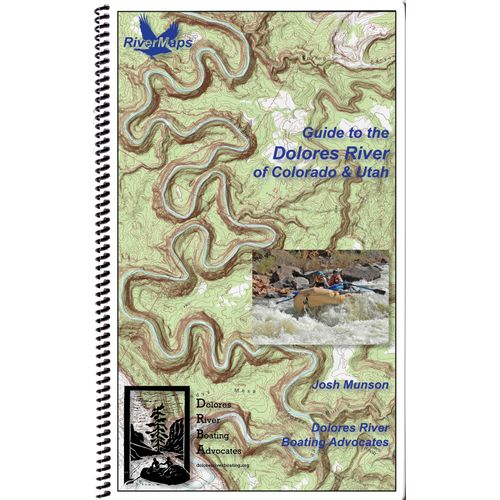 Image for RiverMaps Dolores River of Colorado & Utah