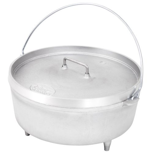 "Image for GSI 12"" Aluminum Dutch Oven"