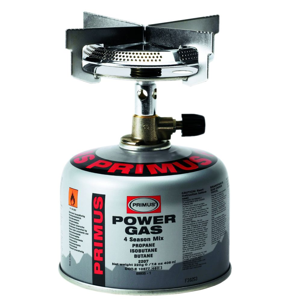 Primus Classic Trail Powerful Gas Stove Camping Hiking Outdoors Light Fish LPG