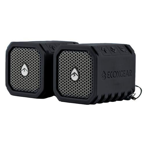 Image for ECOXGEAR EcoDuo Waterproof Speakers