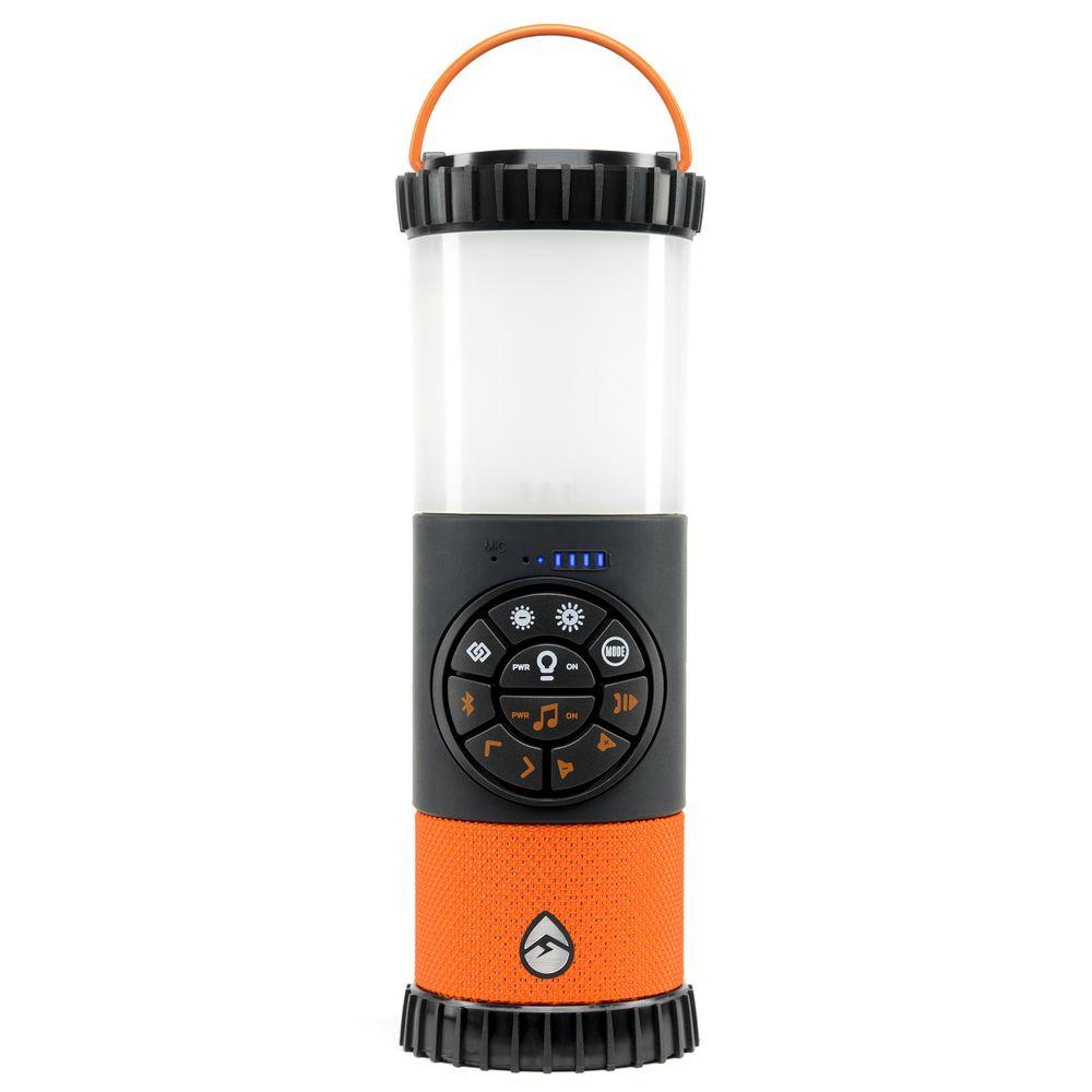 Image for ECOXGEAR EcoLantern Waterproof Speaker and Lantern