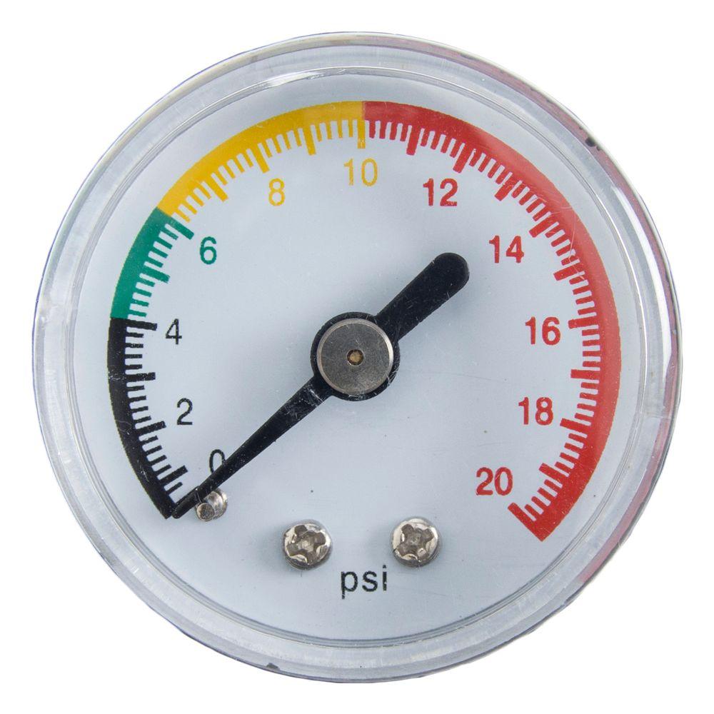 Image for NRS Mechanical Pressure Gauge