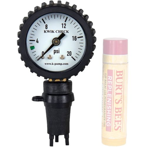 Image for K-Pump Pressure Gauge for Boston Valves