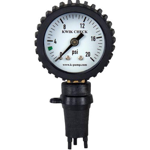 Image for K-Pump Pressure Gauge for Boston Valves