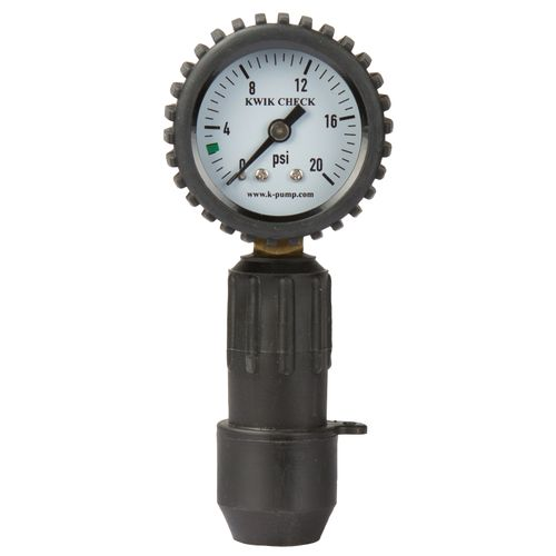 Image for K-Pump Kwik Check Standard Pressure Gauge