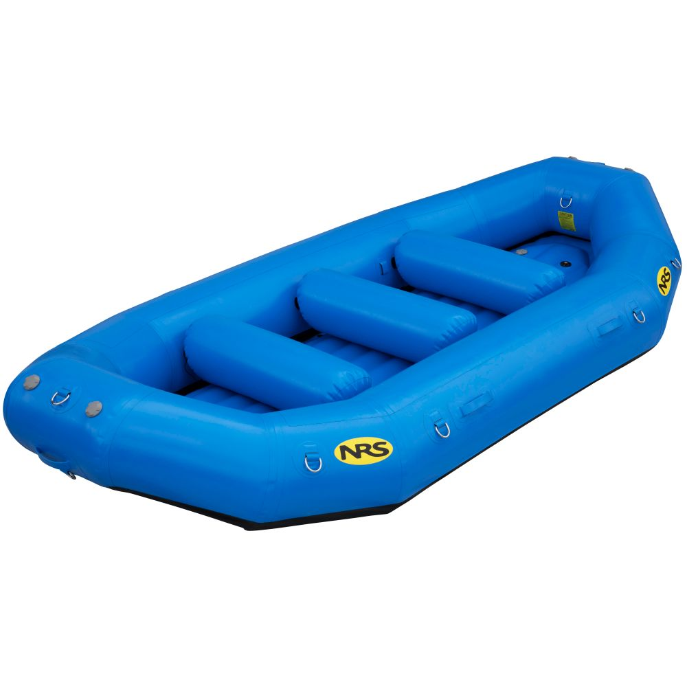 Image for NRS E-132D Self-Bailing Raft