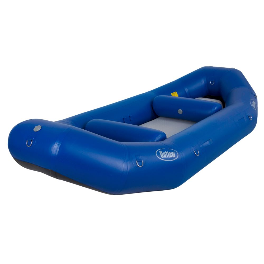 Image for NRS Outlaw 130 Self-Bailing Raft