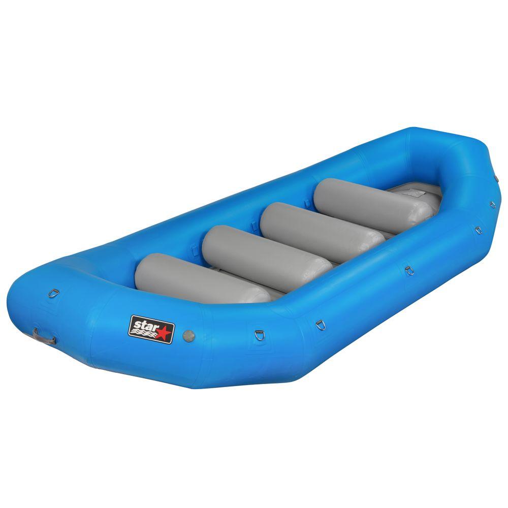 Image for STAR Select Big Dipper Self-Bailing Raft