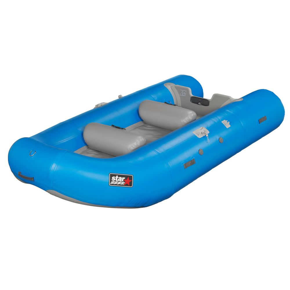 Image for STAR Sport Bug 12.5 Self-Bailing Raft - Closeout
