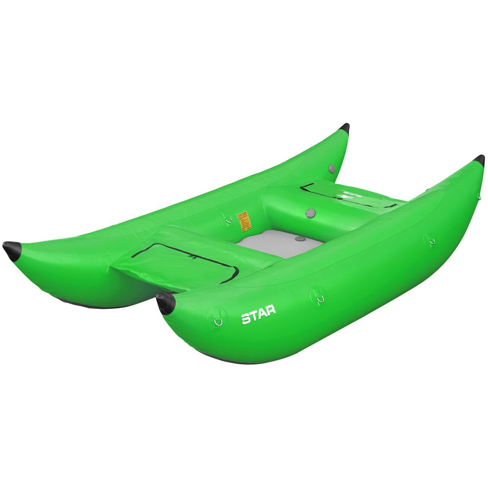 Image for STAR Slice Paddle Catarafts (Used)