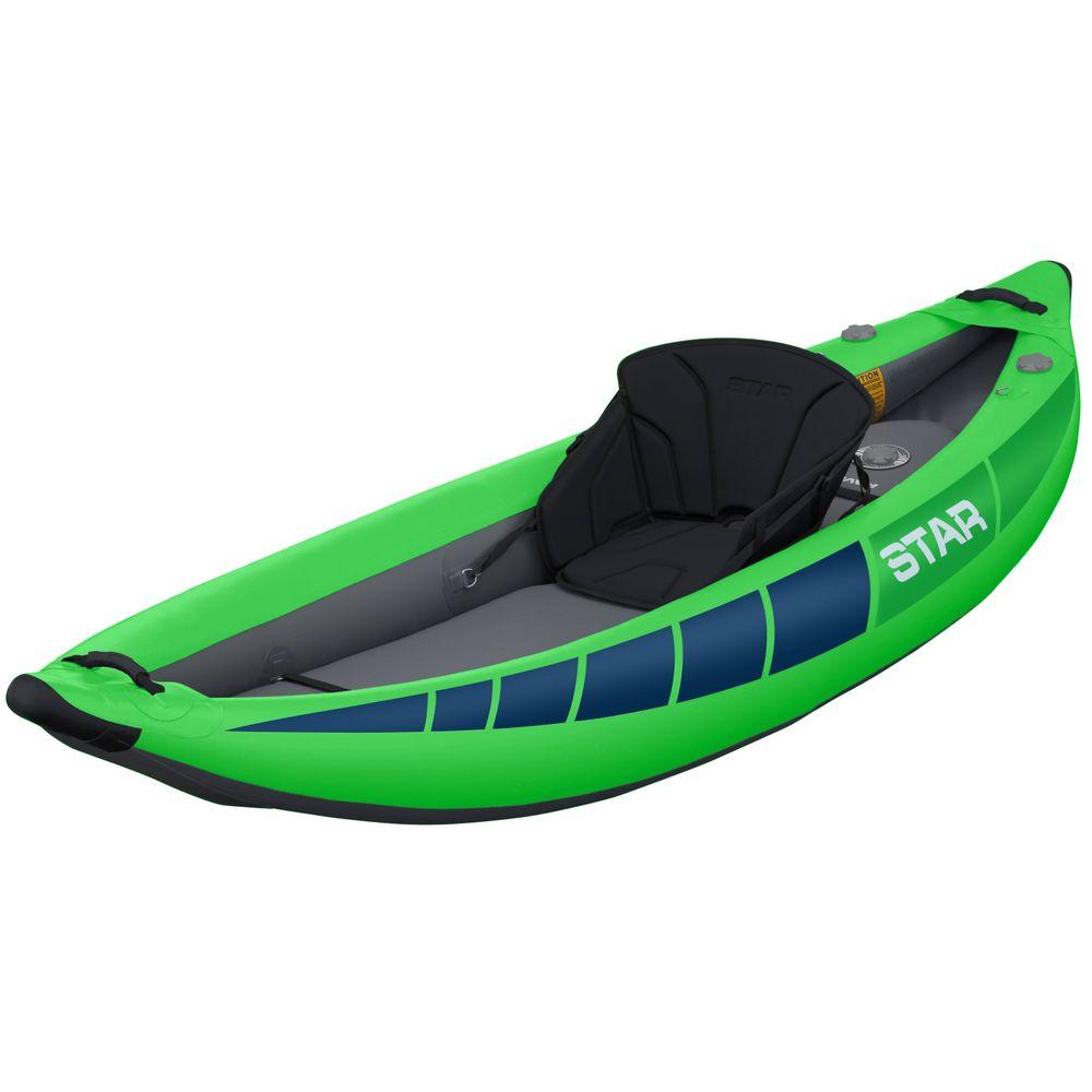 Image for STAR Raven I Inflatable Kayak (Used)