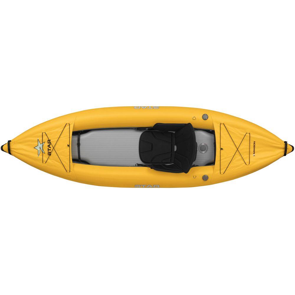 STAR Paragon Inflatable Kayak at nrs com