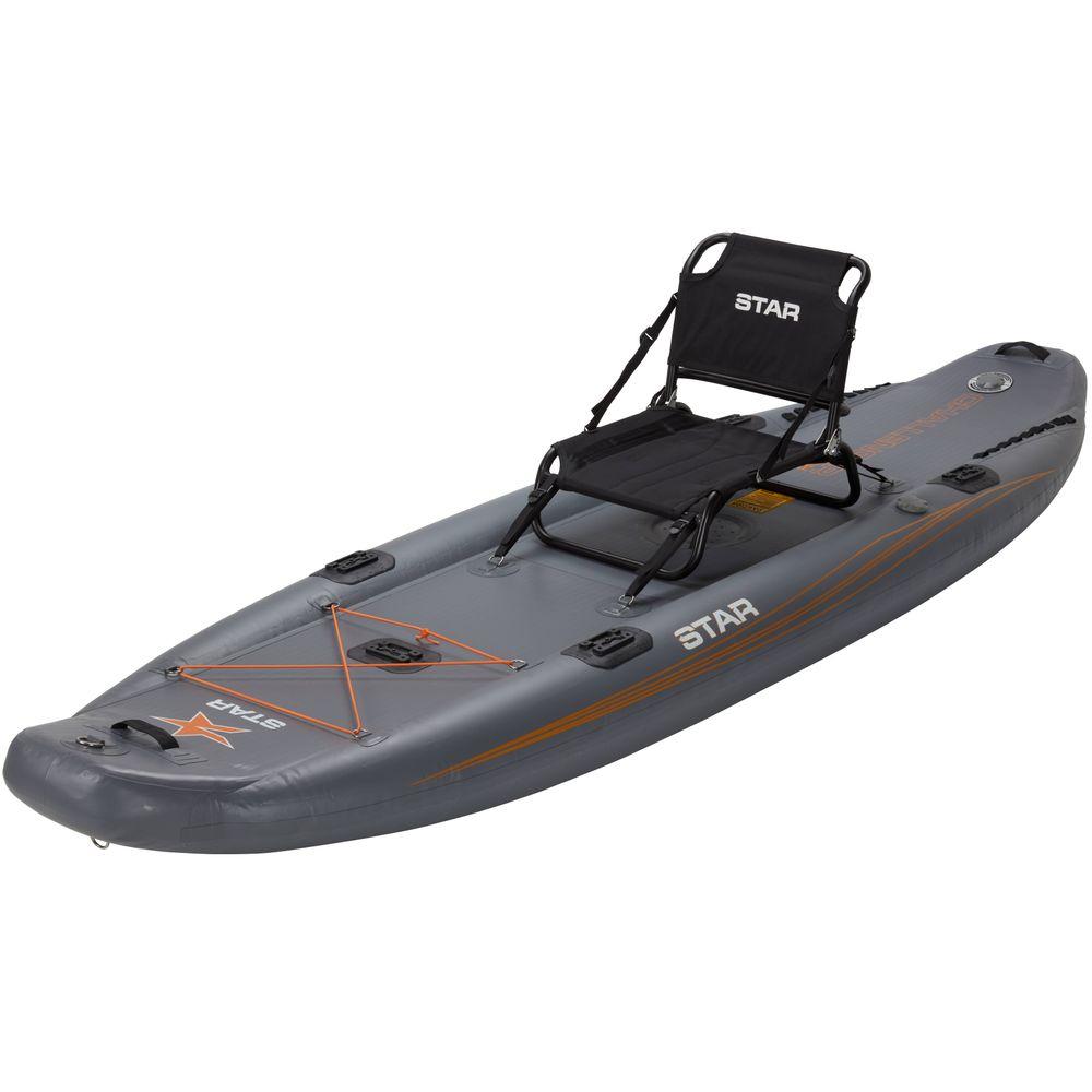 STAR Challenger Fish Inflatable Kayak
