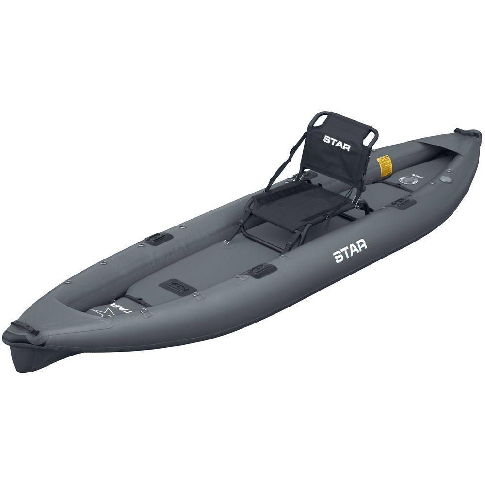 STAR Pike Inflatable Fishing Kayak at nrs com