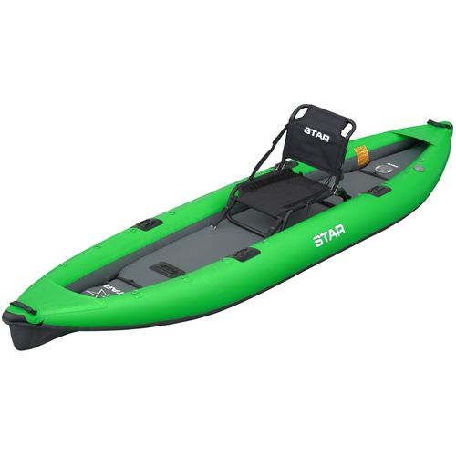 Image for STAR Pike Inflatable Fishing Kayak