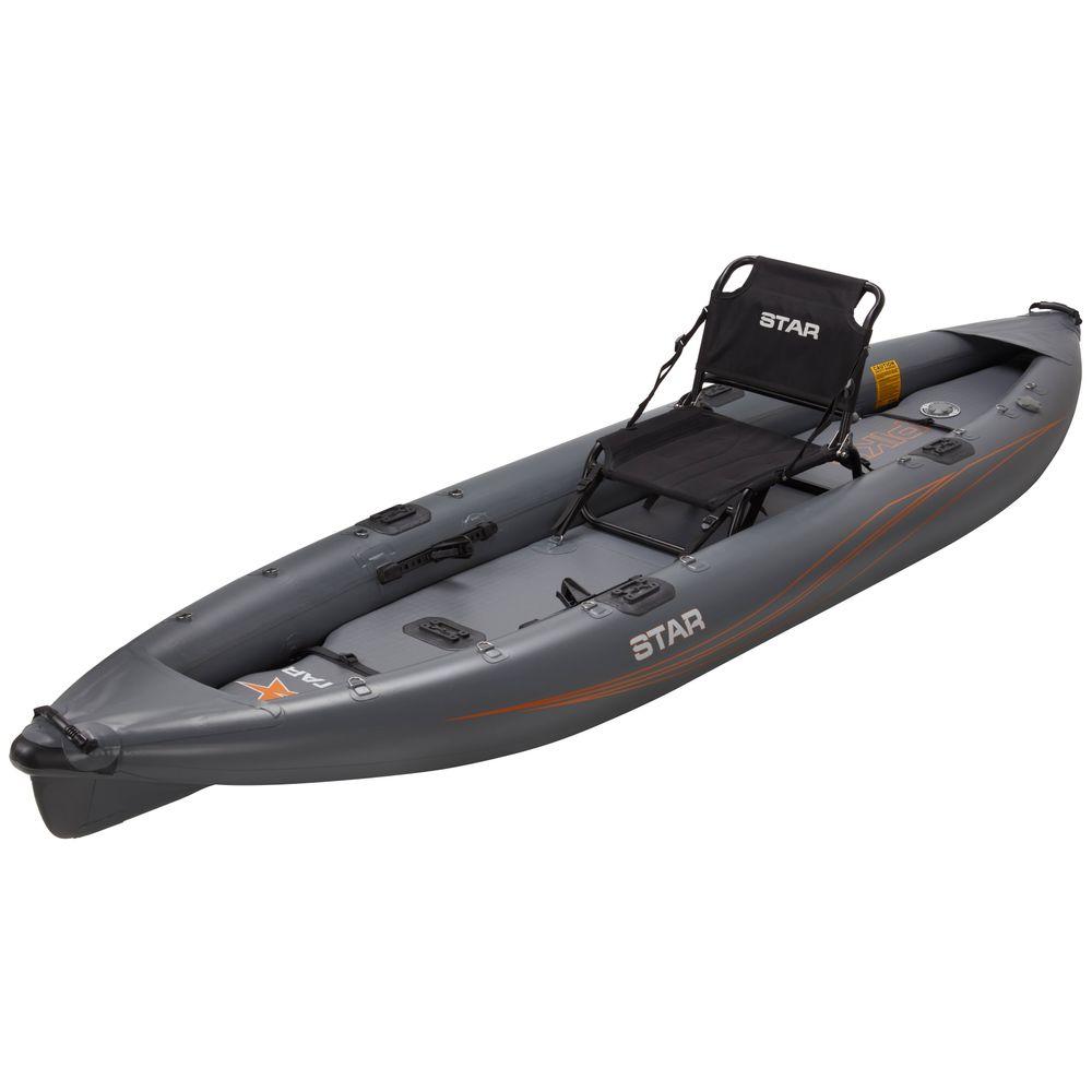 Image for STAR Pike Inflatable Fishing Kayak