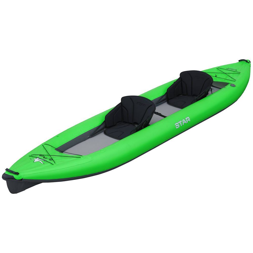 Paragon Tandem Inflatable Kayak