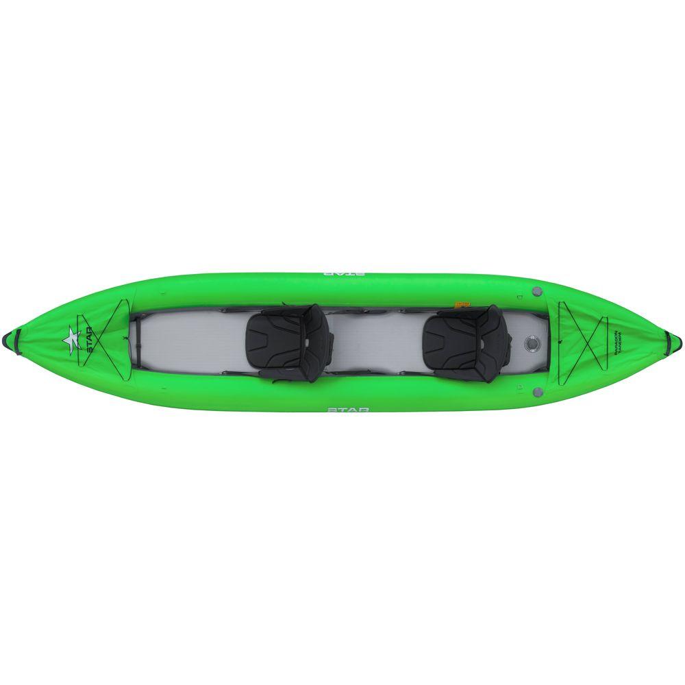 Star Paragon Tandem Inflatable Kayak At Nrs Com