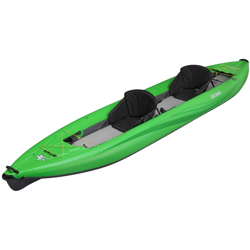 Image for STAR Paragon Tandem Inflatable Kayak