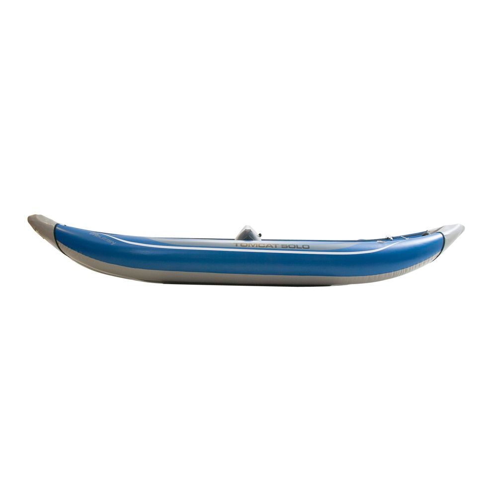 Tributary Tomcat Solo Inflatable Kayak at nrs com