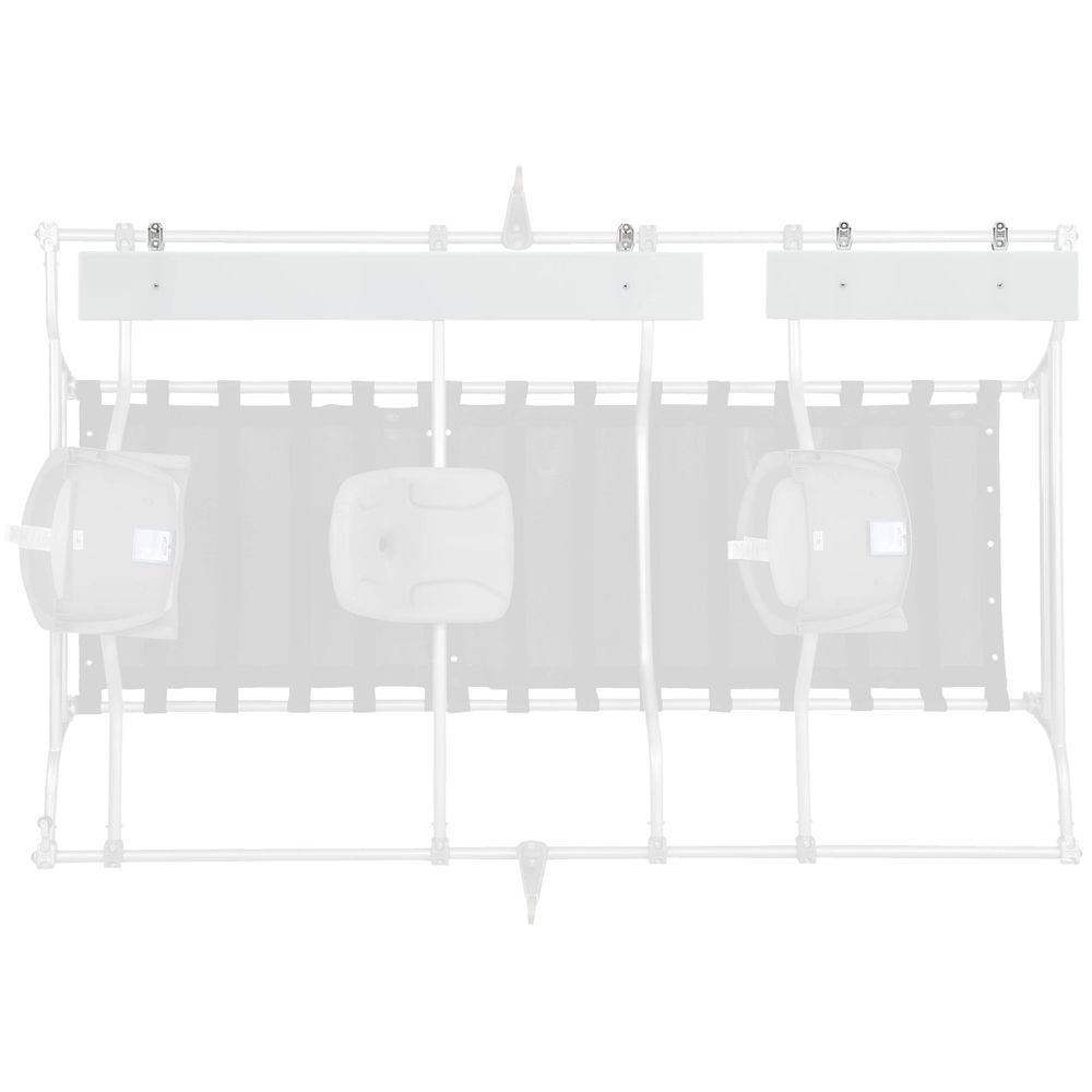 Image for NRS HDPE Frame Side Rail Racks