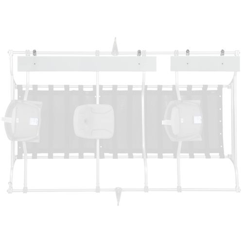 Image for NRS HDPE Frame Side Rail Racks