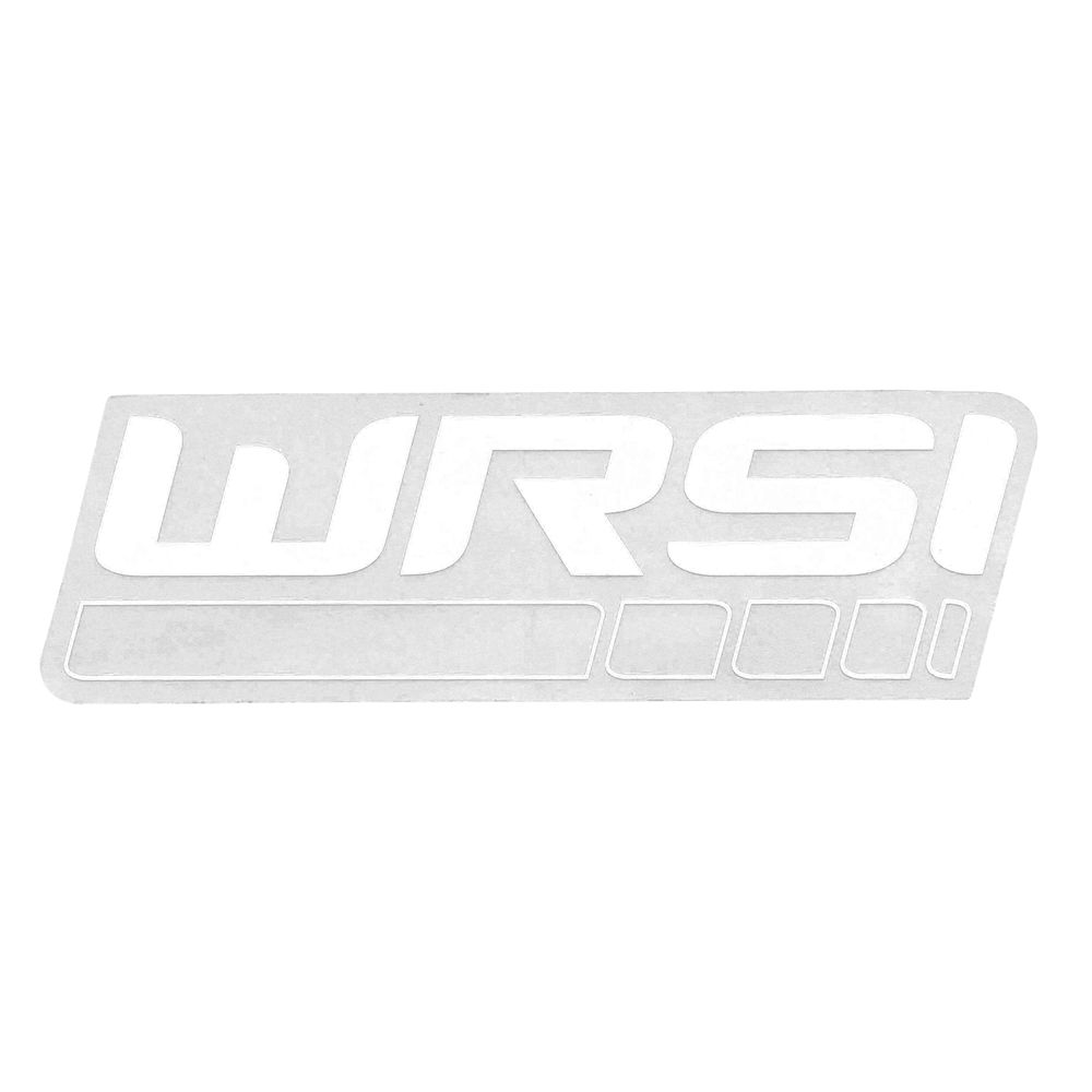 Image for WRSI Logo Decal