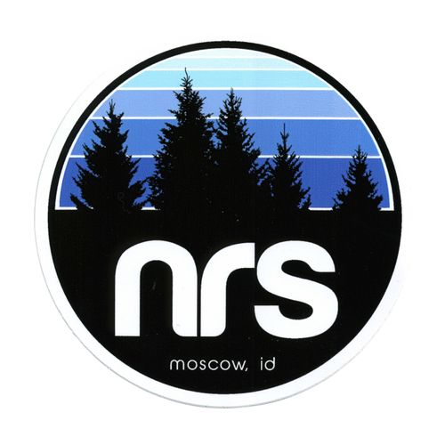 Image for NRS Idaho Sunset Sticker