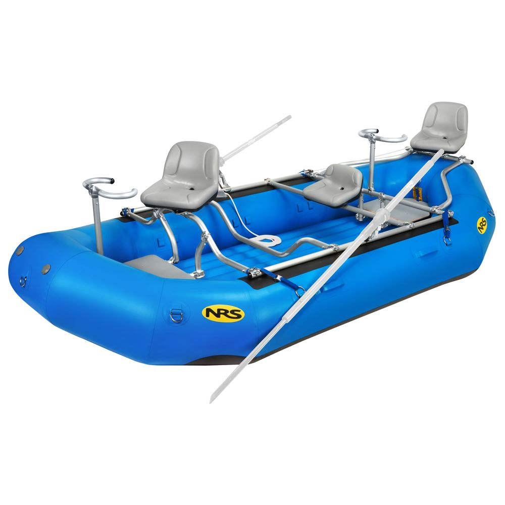 Nrs Otter 130 Raft Fishing Package Nrs